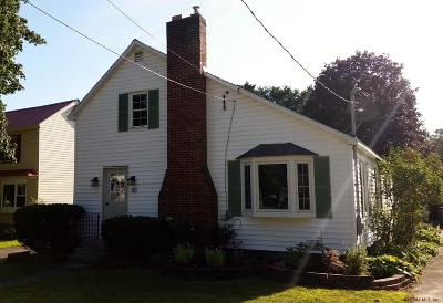 Broadalbin Single Family Home Active-Under Contract: 95 N Main St