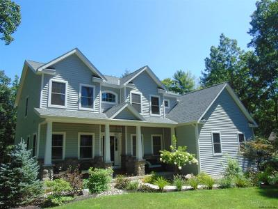 Rensselaer County Single Family Home For Sale: 18 Magnolia Dr