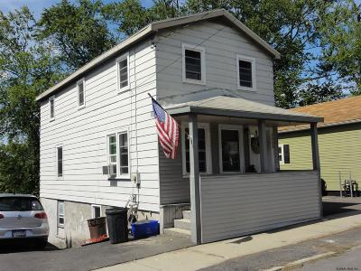 Rensselaer Single Family Home For Sale: 1563 Broadway