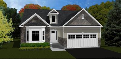 East Greenbush Single Family Home For Sale: Lot 3 Rysedorph Ln