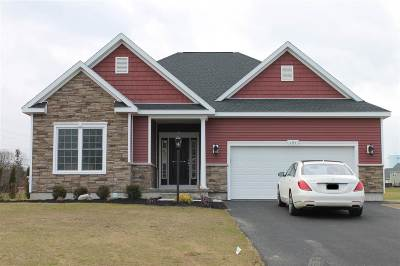 East Greenbush Single Family Home For Sale: Lot 6 Rysedorph Ln