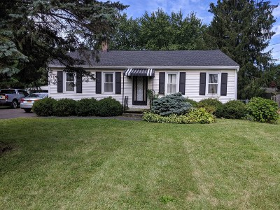 Cohoes Single Family Home For Sale: 374 St Agnes Highway