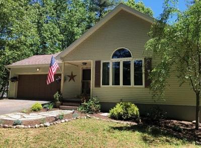 Saratoga Single Family Home For Sale: 110 Chelsea Dr