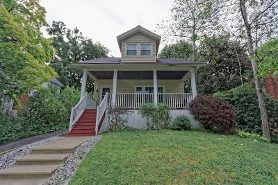 Niskayuna Single Family Home For Sale: 1198 Palmer Av