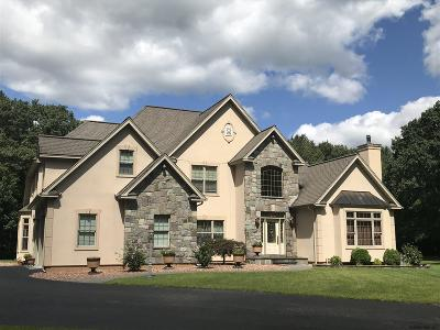 Rensselaer County Single Family Home For Sale: 73 Glass Lake Rd