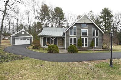 Wilton Single Family Home For Sale: 28 Cider Mill Way