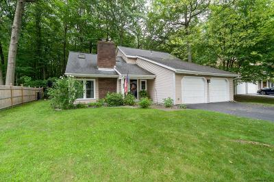 Clifton Park Single Family Home For Sale: 83 Southbury Rd