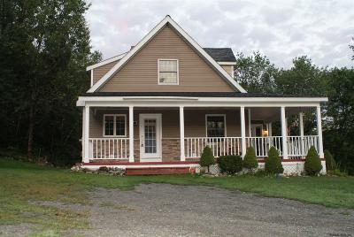Rensselaer County Single Family Home For Sale: 75 Johnny Cake Hill Rd