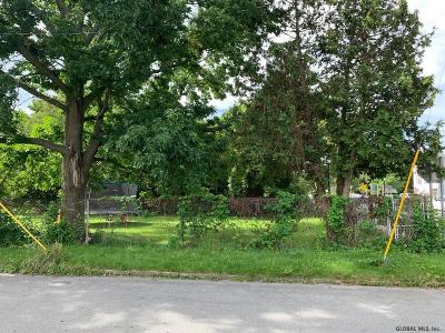 Saratoga County Residential Lots & Land For Sale: 20 A South St