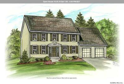 Saratoga Springs Single Family Home For Sale: 7a Buff Rd