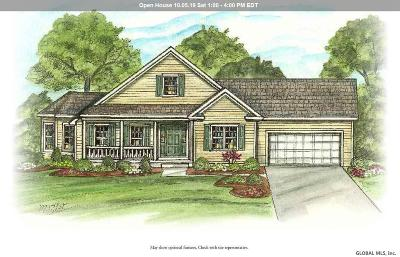 Saratoga Springs Single Family Home For Sale: 9 Buff Rd