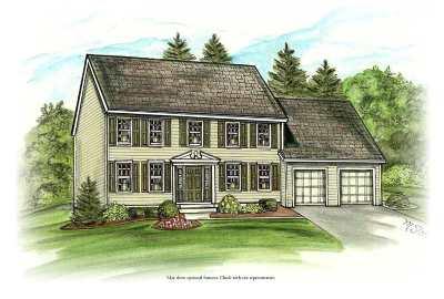 Saratoga Springs Single Family Home For Sale: 25 Buff Rd