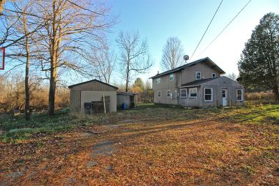 Washington County Single Family Home For Sale: 660 Lincoln Hill Rd