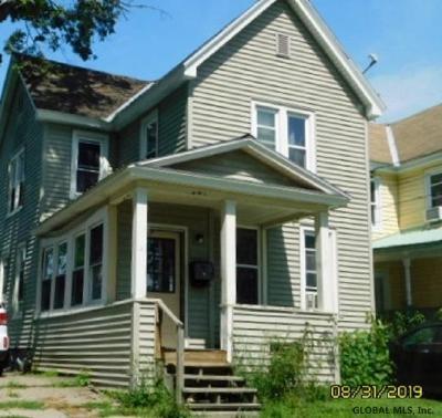 Johnstown Single Family Home For Auction: 15 Mason St