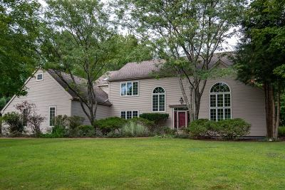 Rensselaer County Single Family Home For Sale: 2219 Hunt Club Dr