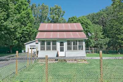 Greenfield, Corinth, Corinth Tov Single Family Home Active-Under Contract: 768 County Route 25