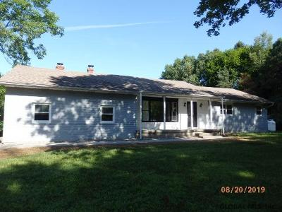 Rensselaer County Single Family Home For Sale: 257 Upper Mannix Rd