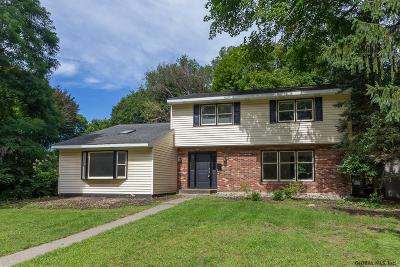 Troy Single Family Home Price Change: 12 Westover Rd