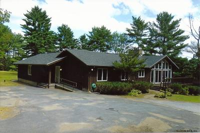 Washington County Single Family Home For Sale: 9145 State Route 22