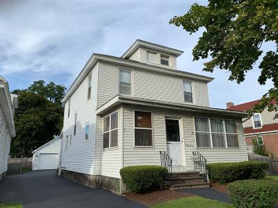Troy Single Family Home For Sale: 47 109th St