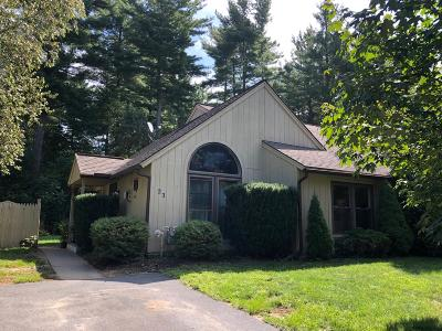 Queensbury Single Family Home Price Change: 21 Queen Mary Dr