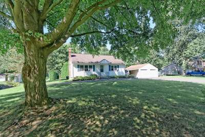 Clifton Park Single Family Home For Sale: 151 Hubbs Rd