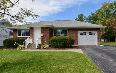 Albany Single Family Home Active-Under Contract: 3 Prospect Ter