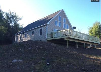 Rensselaer Single Family Home For Sale: 300 Buckhorn Mountain Rd