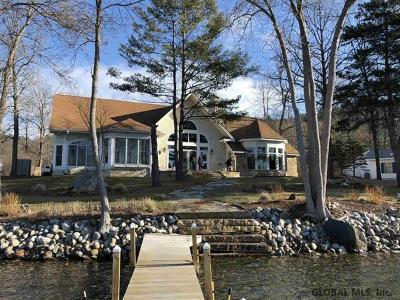 Ticonderoga Single Family Home For Sale: 212 Black Point Rd
