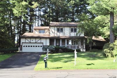 Guilderland Single Family Home For Sale: 1105 Serafini Dr