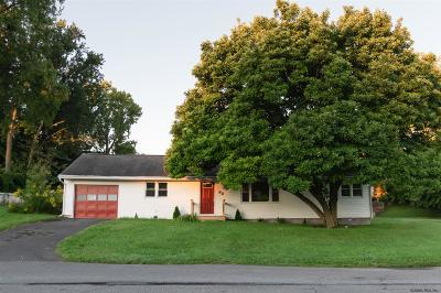 Albany Single Family Home For Sale: 62 Glenwood St