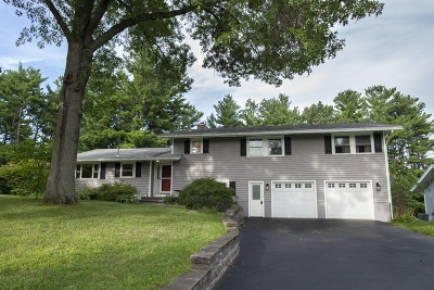 Niskayuna Single Family Home Active-Under Contract: 1112 Merlin Dr