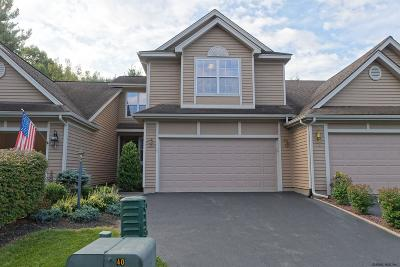 Albany County Single Family Home For Sale: 10 Wesley Pl