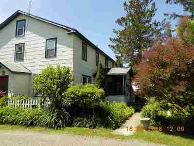 Columbia County Single Family Home For Sale: 1461 Route 20