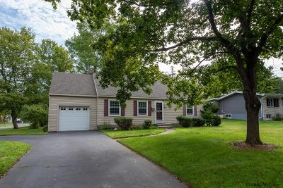 Albany County Single Family Home For Sale: 49 Preston Rd
