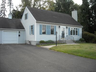 Colonie Single Family Home For Sale: 696 Watervliet Shaker Rd