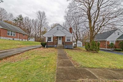 Troy Single Family Home For Sale: 1812 Park Blvd