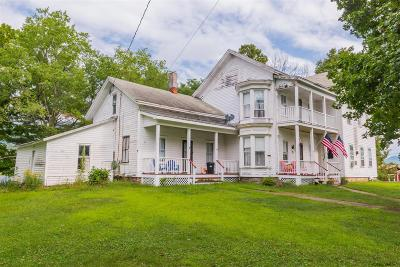 Hamilton County Single Family Home For Sale: 1399 State Route 30