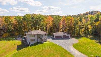Rensselaer County Single Family Home For Sale: 35 Skyline Dr