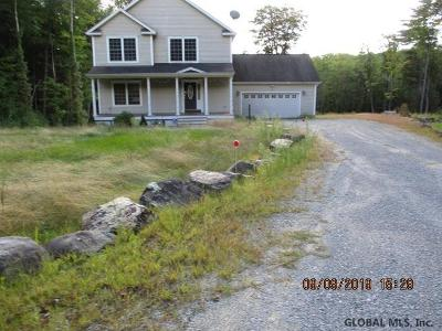 Greenfield, Corinth, Corinth Tov Single Family Home For Sale: 369 Greene Rd