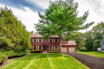 Clifton Park Single Family Home New: 107 Old Coach Rd