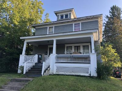 Canajoharie Single Family Home For Sale: 25 Highland Pl