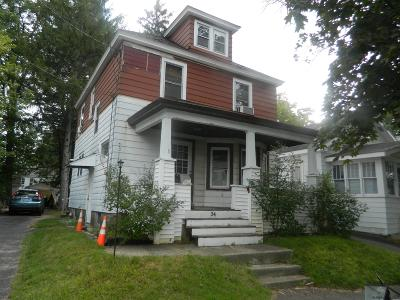 Scotia Single Family Home For Sale: 34 Wallace St
