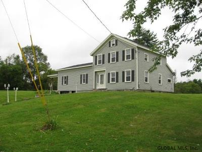 Johnstown Single Family Home New: 1278 State Highway 67