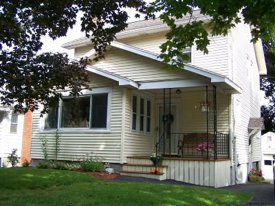 Menands Single Family Home New: 3 Kingston St