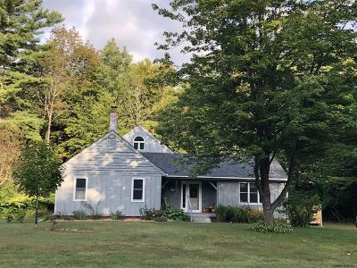 Queensbury Single Family Home New: 771 West Mountain Rd