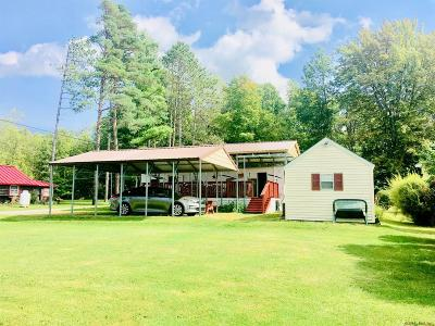 Broadalbin Single Family Home New: 105 Pike Av