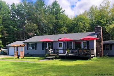 Warren County Single Family Home New: 129 Pine Notch Rd