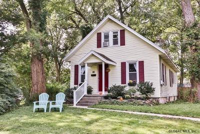 Colonie Single Family Home Price Change: 89 Hillcrest Rd