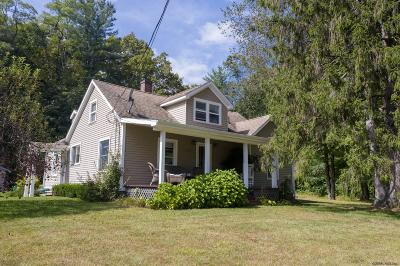 Greenfield, Corinth, Corinth Tov Single Family Home New: 499 Maple Av